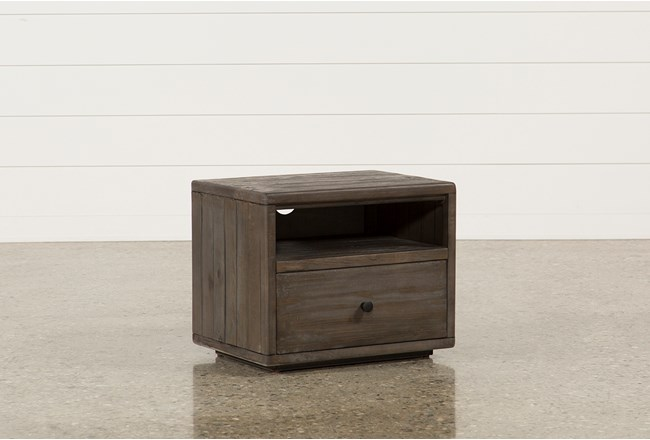 "Dylan 1-Drawer 20"" Nightstand - 360"