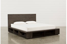 Dylan Queen Platform Bed