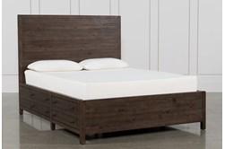 Rowan Queen Panel Bed With Storage