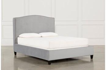 Kate Dove Full Upholstered Bed