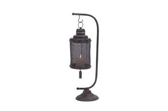 28 Inch Metal Lantern