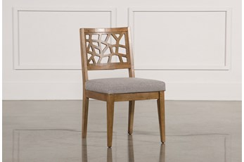 Carmel Oak Side Chair