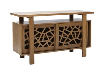 Carmel Oak 56 Inch Buffet