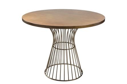 Antique Bronze Bistro Table