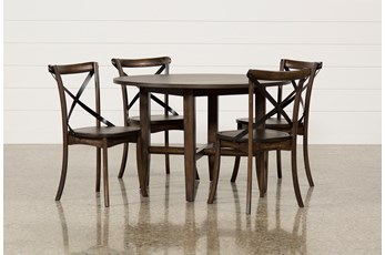 Grady 5 Piece Round Dining Set