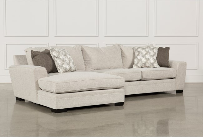 Delano 2 Piece Sectional W/Laf Oversized Chaise - 360