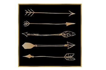Picture-Gold Arrows