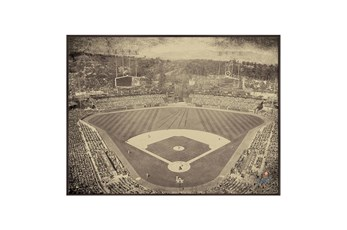 Picture-Vintage Dodgers Stadium