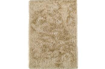 108X156 Rug-Lustre Shag Sand