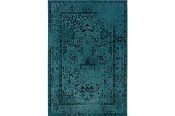 63X90 Rug-Kateri Turquoise