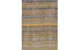 63X90 Rug-Ravi Stripes Blue