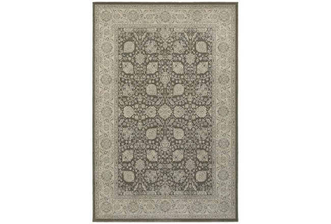 63X90 Rug-Guinevere Charcoal - 360