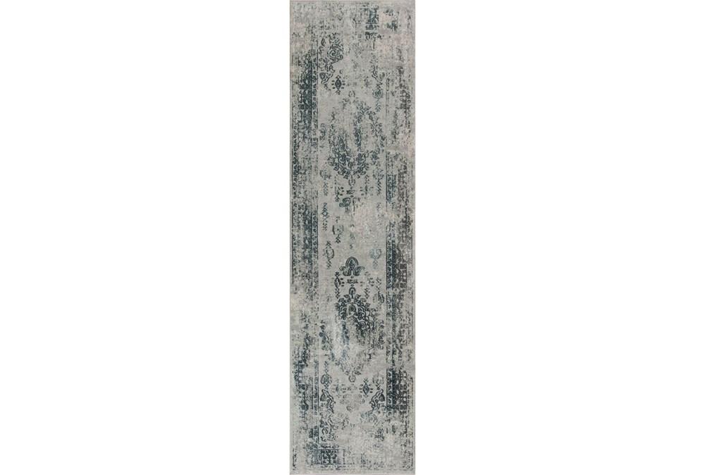 26X95 Rug-Antique Grey