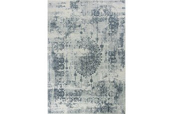 91X122 Rug-Antique Grey