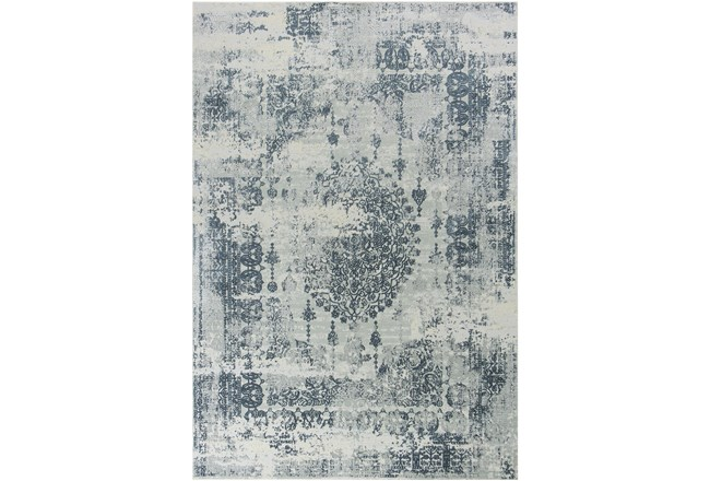 105X156 Rug-Antique Grey - 360