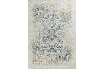 39X59 Rug-Antique Graphite