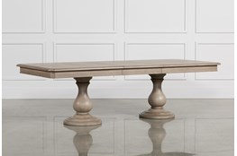 Caira Extension Pedestal Dining Table