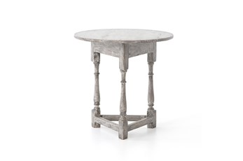 Acacia Side Table