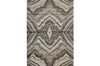 60X96 Rug-Grey Bookmatch Agate