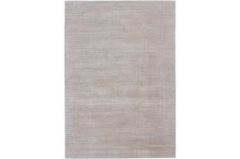 120X158 Rug-Orbit White