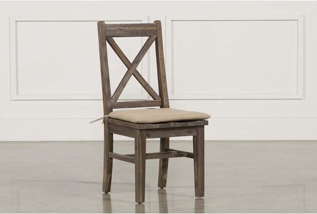 Mallard Side Chair W/Cushion - 360