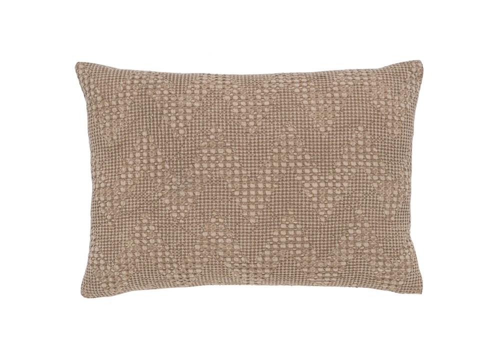 Accent Pillow-Classic Chevron Natural 14X20