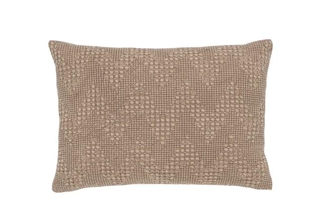 Accent Pillow-Classic Chevron Natural 14X20 - 360
