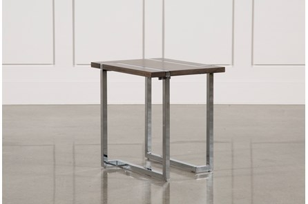 Shelter End Table