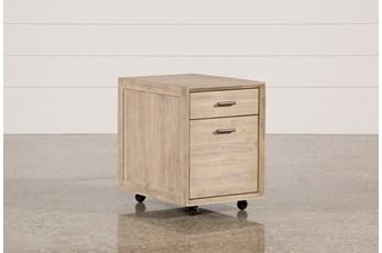 Allen Mobile File Cabinet