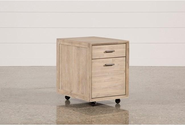 Allen Mobile File Cabinet - 360