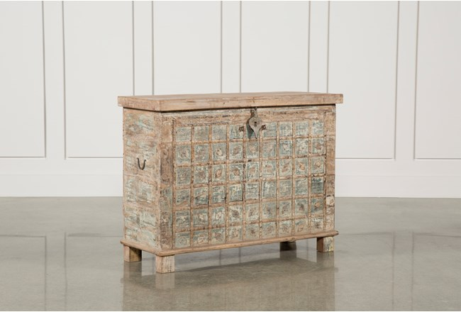 57 Inch Accent Chest - 360