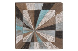 Wood Wall Art 39X39