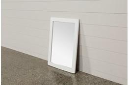 Summit White Mirror