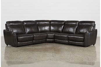 Kassidy Power Reclining 5 Piece Sectional