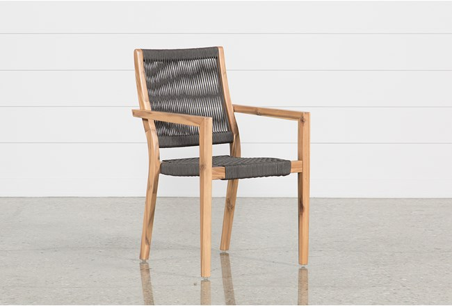 Outdoor Sienna Arm Chair - 360