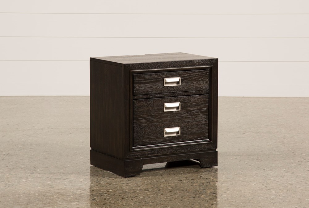 Flynn 2-Drawer Nightstand