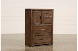 Riley Brownstone Chest Of Drawers