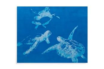 Picture-Indigo Sea Turtles