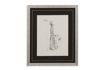 Picture-Sax Drawing
