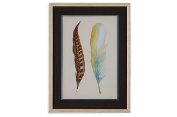 Picture-Feather Duet II