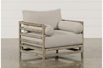 Outdoor PompeII Lounge Chair