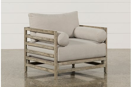 Outdoor PompeII Lounge Chair