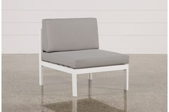 Outdoor Biscayne Armless Chair