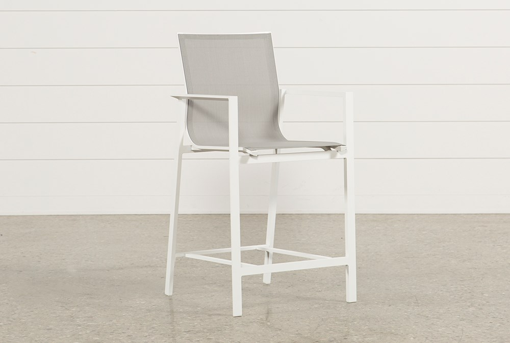 Outdoor Biscayne High Dining Chair