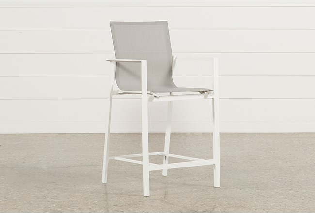Outdoor Biscayne High Dining Chair - 360