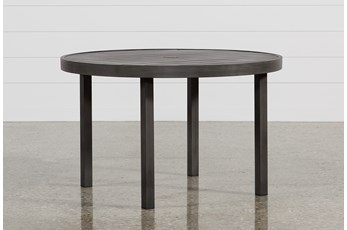 Outdoor Martinique Round Dining Table
