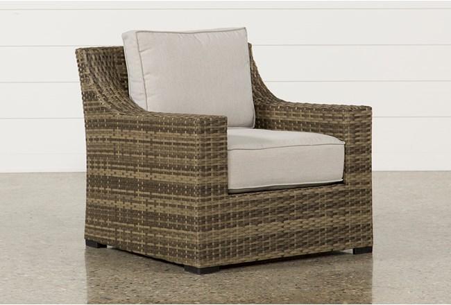 Outdoor Aventura Lounge Chair - 360