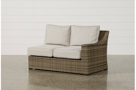 Outdoor Aventura Right Facing Loveseat