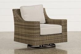 Outdoor Aventura Swivel Chair