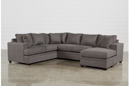 Kerri 2 Piece Sectional W/Raf Chaise